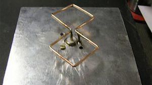 Izrada Bi-quad antene